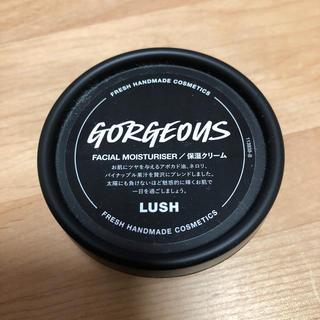 ラッシュ(LUSH)のLUSH♥︎ミスゴージャス♥︎保湿クリーム(フェイスクリーム)