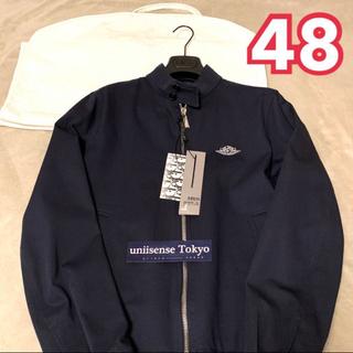 Christian Dior - 新作完売限定 AIR DIOR ジャケット ネイビー サイズ48 JORDAN