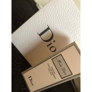ディオール(Dior)のDior ディオール ヘアミスト 香水(香水(女性用))