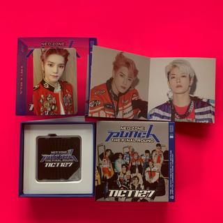エクソ(EXO)のNCT127 Punch Kit キノ テヨン(K-POP/アジア)