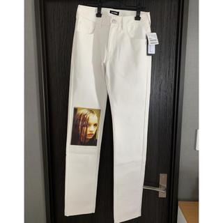 "RAF SIMONS - RAF SIMONS ラフシモンズ ""WET HAIR"" jeans 28 新品"