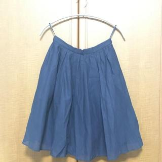 リランドチュール(Rirandture)の未使用*Rirandture*軽やかスカート(ひざ丈スカート)