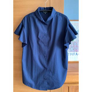 エポカ(EPOCA)の連休限定お値下げ タラジャーモン コットンポプリンブラウス(Tシャツ(半袖/袖なし))