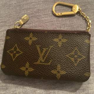 LOUIS VUITTON - ルイLOUIS VUITTON モノグラム ポシェット・クレ コインケース