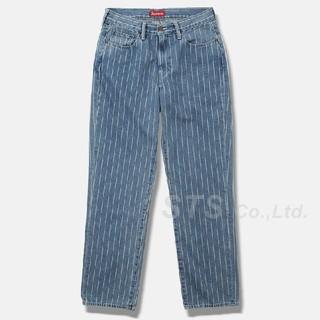 Supreme - Supreme/Levi's Pinstripe 550 Jeans