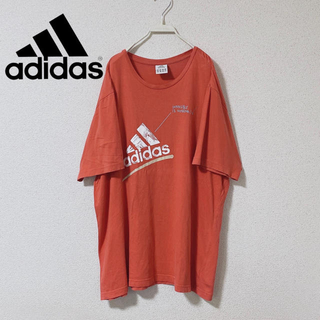 adidas - adidas print big t-shirt