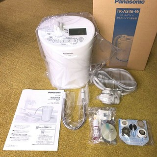 パナソニック(Panasonic)のPanasonic 整水器 浄水器(浄水機)