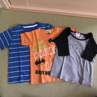 アナップキッズ(ANAP Kids)のTシャツセット 100㎝(Tシャツ/カットソー)