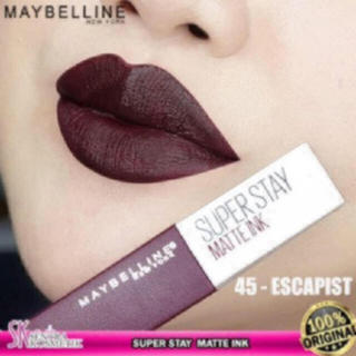 MAYBELLINE - マットインク  45