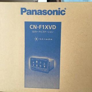 パナソニック(Panasonic)のPanasonic CN-F1XVD(カーナビ/カーテレビ)