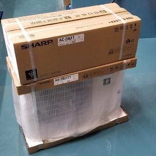 SHARP - SHARP最新エアコンAC-28LFTをどこよりも安く!主に10畳用。