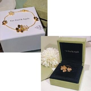 ヴァンクリーフアンドアーペル(Van Cleef & Arpels)の人気商品Van Cleef & Arpels ブレスレット、指輪(ブレスレット/バングル)