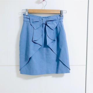 リランドチュール(Rirandture)のリランドチュール♡バッグリボンスカート(ミニスカート)