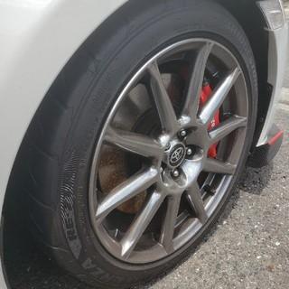 BRIDGESTONE - 86 ZN6用 タイヤ、ホイール 4本セット