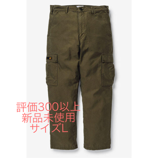 W)taps - wtaps jungle stock 01 trousers cotton