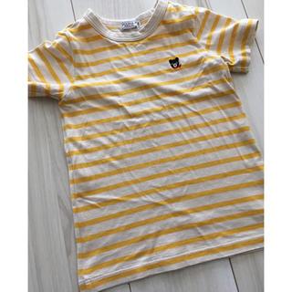 mikihouse - ミキハウスダブルB Tシャツ110