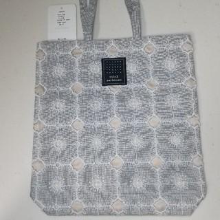 mina perhonen - ミナペルホネン ミニ バッグ トースト サブバッグインバッグ 刺繍 アネモネ