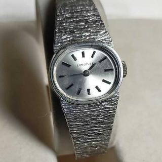 ロンジン(LONGINES)のロンジンレディース腕時計(腕時計)