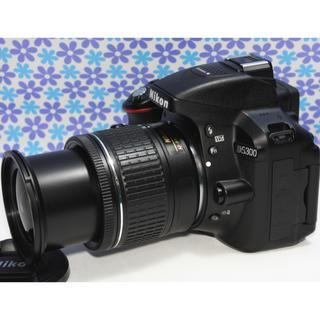 Nikon - Wi-Fi機能搭載❤️Nikon D5300❤️高画質❤️おすすめ一眼レフ❤