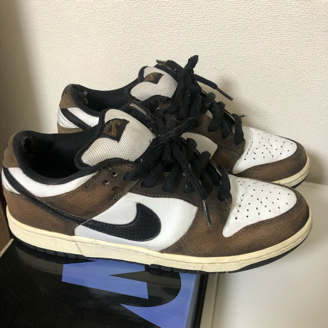 NIKE(ナイキ)のNIKE SB dunk trail end 26cm メンズの靴/シューズ(スニーカー)の商品写真