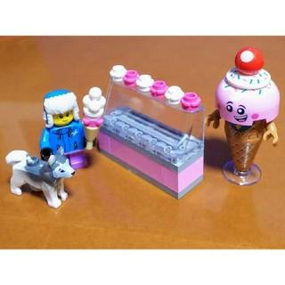 Lego - レゴ★シティ アイスクリーム・スタンド オリジナルアレンジ B 美品 人気