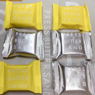 PRESS BUTTER SAND プレスバターサンド レモン 黒 檸檬 お菓子
