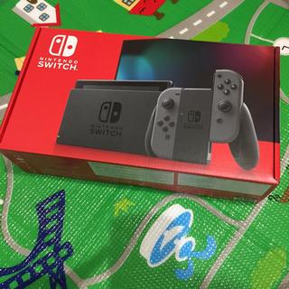 Nintendo Switch - 任天堂 Switch本体 グレー 未使用 Nintendo