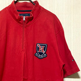 TOMMY HILFIGER - 90's TOMMY HILFIGER トミーヒルフィガー Tシャツ ビッグ