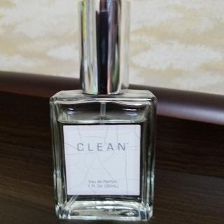 クリーン(CLEAN)の★CLEAN  オードパルファム 香水★   値下げ💴⤵️(ユニセックス)