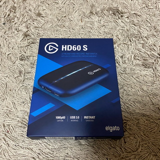 超美品!elgato Game Capture HD60 S キャプチャーボード