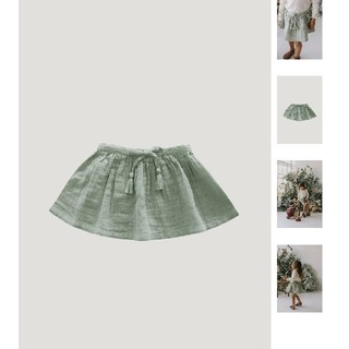 Caramel baby&child  - Jamie Kay オーガニックコットン100% スカート