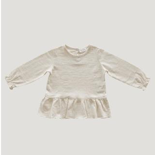 キャラメルベビー&チャイルド(Caramel baby&child )のJamie Kay 5y ロングスリーブシャツ(Tシャツ/カットソー)