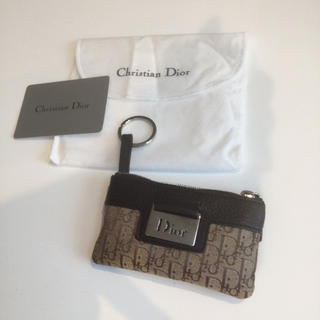 Christian Dior - 新品 クリスチャンディオール キーケース コインケース ポーチ プラダ 財布