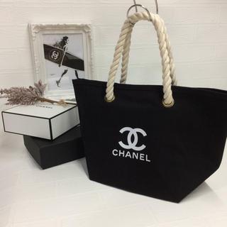 CHANEL - ロープハンドルバッグ ノベルティ シャネル