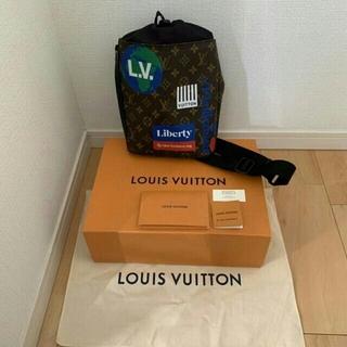 LOUIS VUITTON - Louis Vuitton ルイヴィトン チョークスリングバッグ