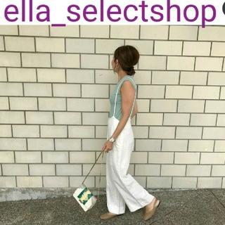 Plage - ella_selectshop サロペット ella_selectshopパンツ