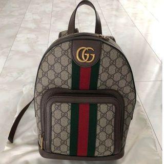 グッチ(Gucci)のGUCCI オフィディア バックパック リュック 美品(リュック/バックパック)