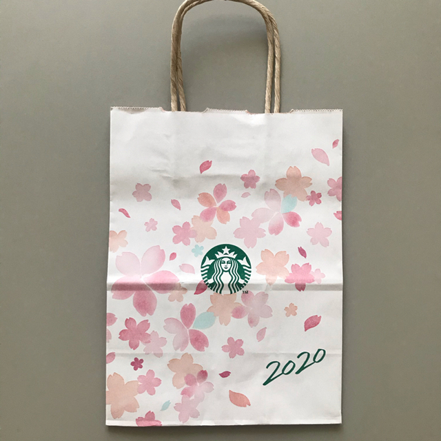 Starbucks Coffee(スターバックスコーヒー)のスターバックス オリガミ スプリングブレンド 6個 紙袋付き 食品/飲料/酒の飲料(コーヒー)の商品写真