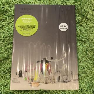 ミニローグ アニマルズ DVD Animals Minilogue 国内盤