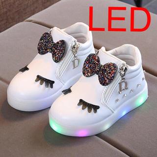 光るスニーカー LED