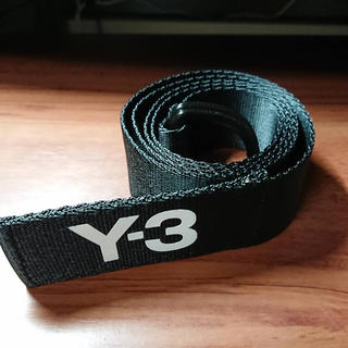 Y-3 - Y-3 ロゴリングベルト