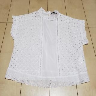 ZARA - ZARAの白いシャツ