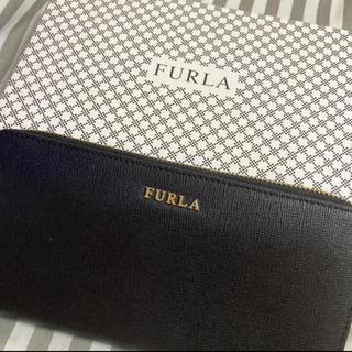 Furla - 再値下げ  フルラ  FURLA    ブラック  長財布