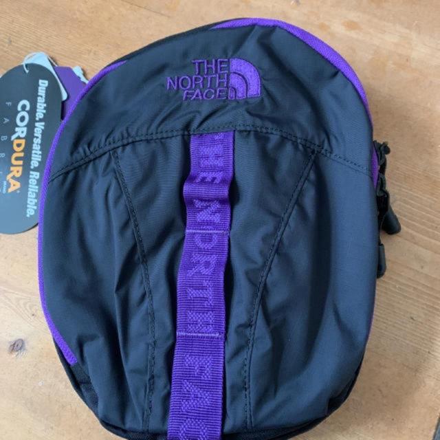THE NORTH FACE(ザノースフェイス)の新品 ノースフェイス パープルレーベル ナイロンショルダー NN7953N レディースのバッグ(ショルダーバッグ)の商品写真