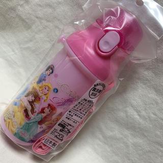 Disney - プリンセス ☆480ml プッシュ式 直のみスポーツボトル