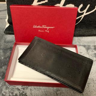サルヴァトーレフェラガモ(Salvatore Ferragamo)のフェラガモ  長財布(長財布)