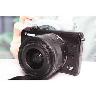 Canon - ❤️スマホと繋がるミラーレス❤️Canon EOS M100 ブラック