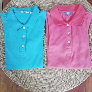ユニクロ(UNIQLO)のUNIQLO ポロシャツ 2枚セット(ポロシャツ)