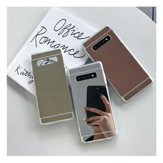 ギャラクシー(Galaxy)の週末特価!新品☆GALAXY A7 楽天モバイル ミラー加工 スマホケース(Androidケース)
