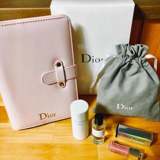 Dior - 〈dior〉オリジナルノート♡香水・グロスセット